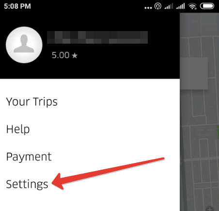How To Cancel Uber >> How To Delete Your Uber Account Cancel Deactivate On