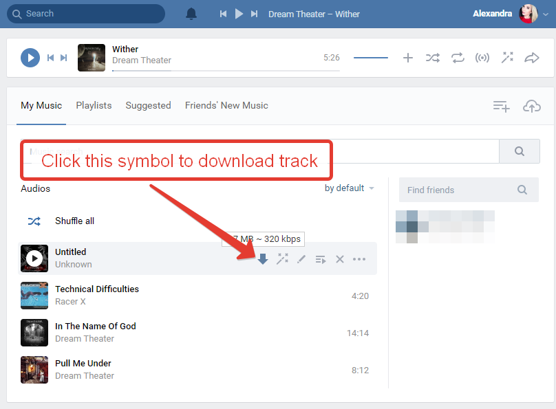 How to download music and video from Vkontakte (VK)