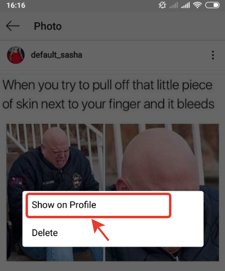 How to unarchive Instagram posts and stories