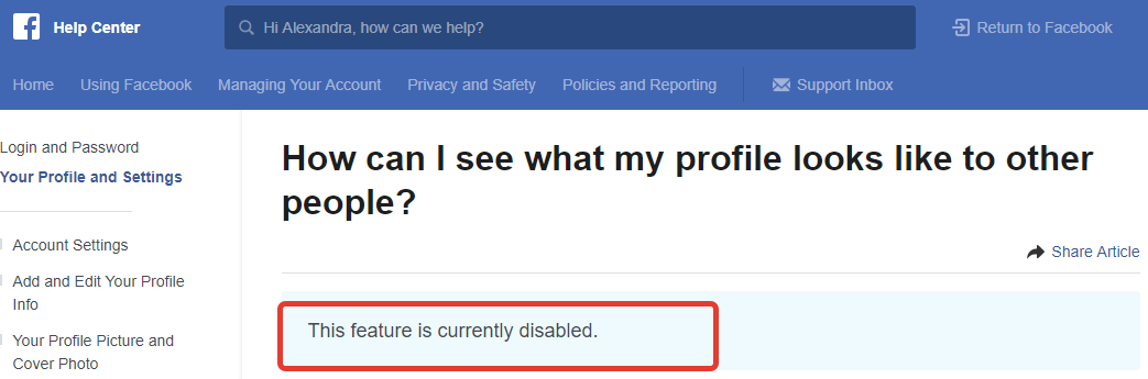 How to view Facebook profile as public 2019 | see as other people