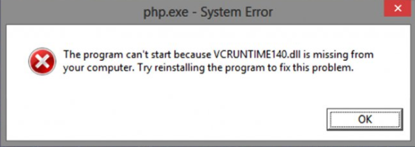 How to fix VCRUNTIME140.dll missing error on Windows
