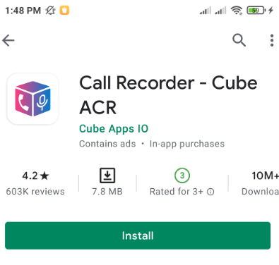 How to turn off call recording alert on Xiaomi